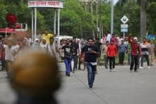 Uneasy Calm in Panchkula Day After Dera Sacha Sauda Mayhem