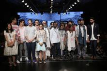 LFW 2017: Young Designers, Craftsmen Take Over The Ramp During Paramparik Karigar Show