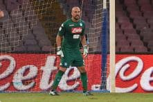 Napoli Reject PSG Offer for Goalkeeper Pepe Reina