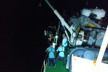 Coast Guard Rescues Ailing Greek National at Andaman Sea
