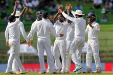 Sri Lanka Bowlers Fight Back after Dhawan & Rahul Onslaught