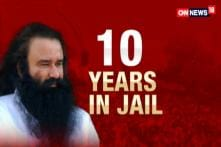 CBI Court Sentences Gurmeet Ram Rahim Singh To 10 Years Jail Term For Rape