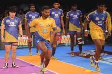 Pro Kabaddi 2017, Tamil Thalaivas vs Telugu Titans Highlights: As It Happened