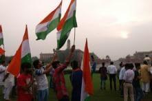 Rajpath Reverberates With 'Bharat Mata Ki Jai', BJP's Tiranga Yatra Launched