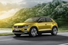 Volkswagen Launches T-Roc Compact Crossover