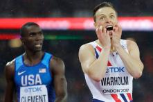 IAAF World Championships: Warholm Storms Home in 400m Hurdles