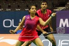 Pranaav-Sikki Bow Out of Japan Open, Lose in Semis