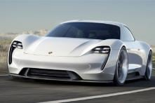 Porsche's First All-Electric Car Officially Named as Taycan