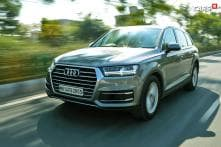 2017 Audi Q7 Petrol Variant Launched in India at Rs 67.7 Lakh