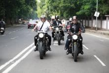 Triumph Motorcycle Organises Biggest-Ever Distinguished Gentleman's Ride