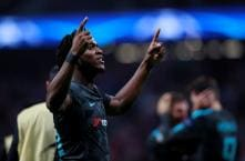 Champions League: Batshuayi's Late Strike Gives Chelsea win at Atletico