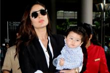 Taimur Ali Khan Is Back In Town With Boss Mommy Kareena Kapoor