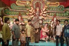 Months After Basirhat Riot, Hindu-Muslim Join Hands to Welcome Goddess Durga