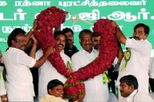 20 Years After Jaya Pulled Plug on Vajpayee Govt, AIADMK Makes Cabinet Comeback With OPS' Son