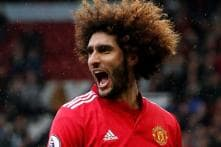 Fellaini Double Guides Manchester United to 4-0 Win Over Palace