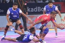 Pro Kabaddi 2017, Haryana Steelers vs Dabang Delhi Highlights: As It Happened