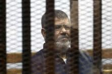 Egypt Court Sentences Mohamed Mursi to 25 Years in Qatar Spy Case
