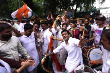 Congress Hails NSUI Victory in Delhi University Polls