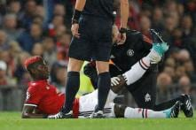 Paul Pogba on Comeback Trail For Injury-hit Manchester United