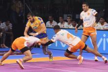 Pro Kabaddi League 2017, Puneri Paltan vs Gujarat Fortunegiants, Highlights: As It Happened