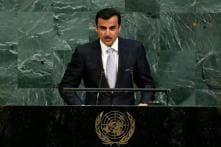 Qatar Emir Again Urges Dialogue, Trump Says Dispute to be Resolved Quickly