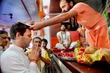 Taking Lessons from 2014 Loss, Cong Looking at 'Soft Hindutva' Approach