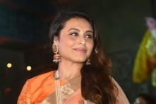 Aditya and I Don't Talk Films, Discuss Only Our Second Baby: Rani Mukerji
