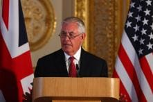 Tillerson to Meet Myanmar Military Supremo in Bid to Ease Rohingya Crisis