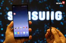 Galaxy Note 9 Live Images Leaked Online And Could Hint at New Colour Options
