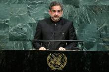 Pak PM Abbasi Seeks National Debate On Civil-Military Ties, Role of Judiciary