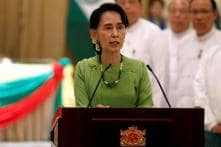 Myanmar Pillories US Diplomat for 'Personal Attack' on Suu Kyi