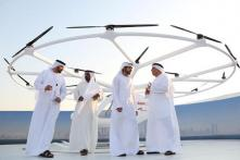 Dubai Starts Tests in Bid to Become First City With Flying Taxis