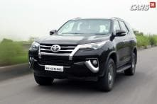 Toyota Innova Crysta and Fortuner Updated, Gets More Features