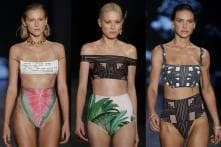Triya collection at Sao Paulo Fashion Week