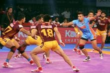 Pro Kabaddi 2017: Bengal Warriors Hold UP Yodha to a Tie at Home