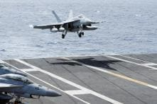 US Carrier Navigates Crowded Waters as North Korea Tensions Mount