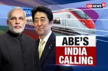 Japanese PM To Launch Bullet Train In Ahmedabad, Students Excited