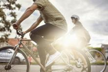 Cycling, Treadmill Workstations Promote Health & Cut Stress
