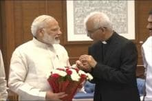 Father Tom, Kerala Priest Rescued From ISIS, Meets PM Modi in Delhi