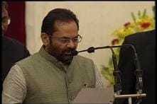 'I​deal' Situation if Ram Mandir is Constructed After Consent from All the Sides: Naqvi