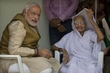 PM Modi Reveals 'One Mantra' His Mother Gave Him on Becoming CM of Gujarat