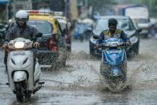 Waterlogging in Several Areas as Heavy Overnight Rains Flood Low-Lying Nashik