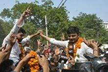 'Here Comes the NSUI': How a Dramatic Day Unfolded in DU's North Campus