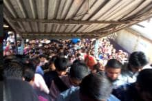Stampede Strikes the Day Elphinstone Was to Become Prabhadevi