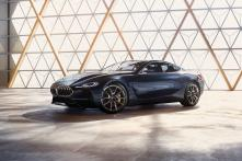 BMW 8 Series Production to Begin Next Year