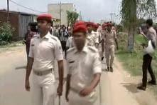 Police, Mob Clash During Anti-encroachment Drive; SI Injured