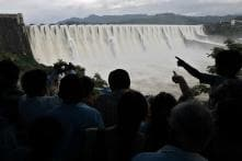 Amid Protests by Locals and Activists, 26 Gates of Sardar Sarovar Dam on River Narmada Opened in Gujarat