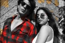 Shah Rukh Khan Shares an Adorable, 'Sunkissed' Photo With Daughter Suhana Khan; See Pic