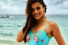 Taapsee Pannu Gives It Back To Trolls Who Mocked Her For Wearing Short Dress