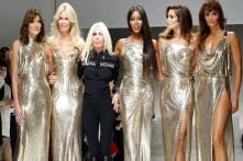 Donatella Versace Designs Sunglasses Inspired by Late Brother